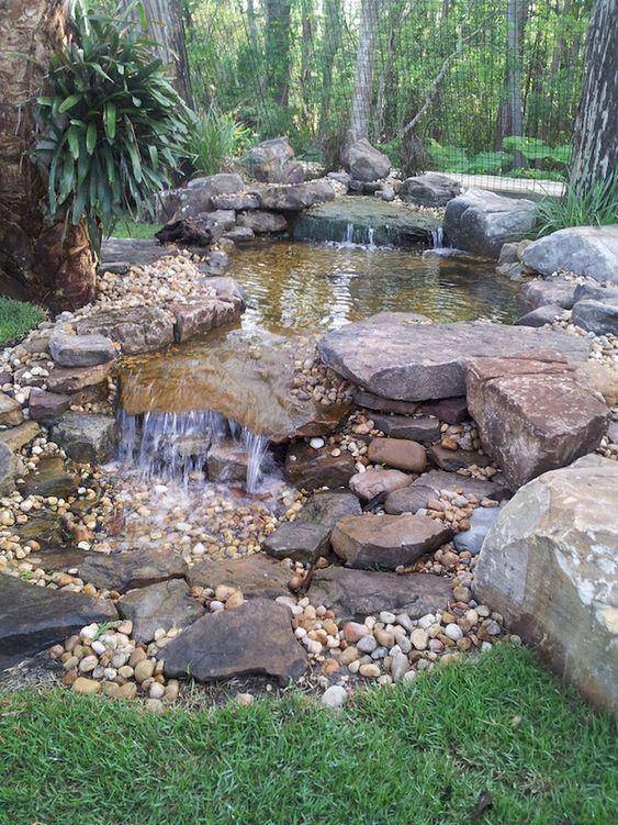 backyard pond ideas 14