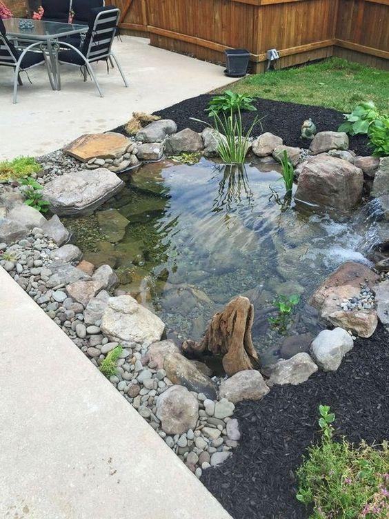 backyard pond ideas 15
