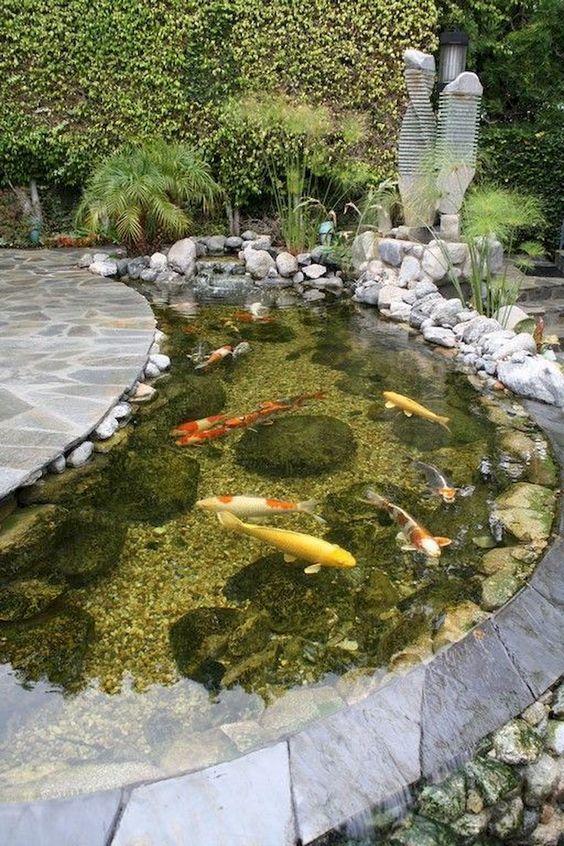 backyard pond ideas 16