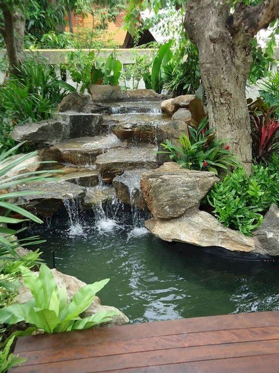 backyard pond ideas 19