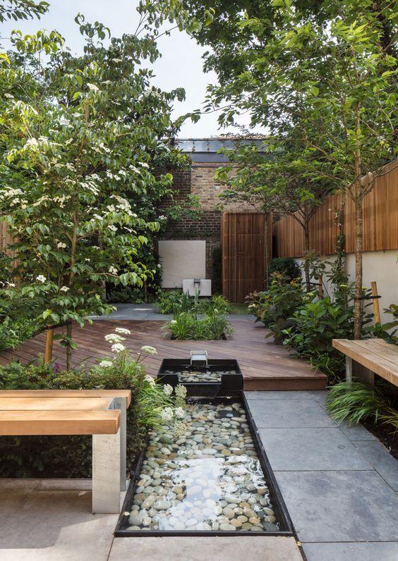 Backyard Pond Ideas: Decorative Pond