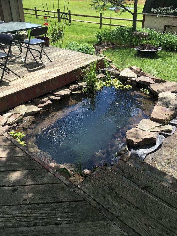 backyard pond ideas 9