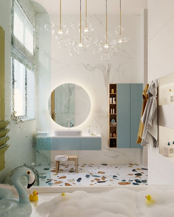 bathroom lighting ideas 17