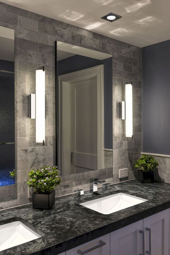 bathroom lighting ideas 8