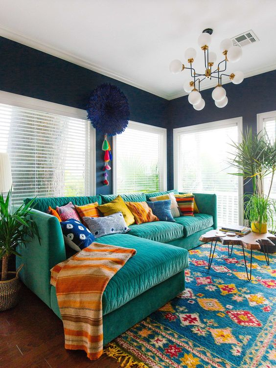 bright living room ideas 7