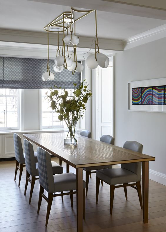 gray dining room ideas 5