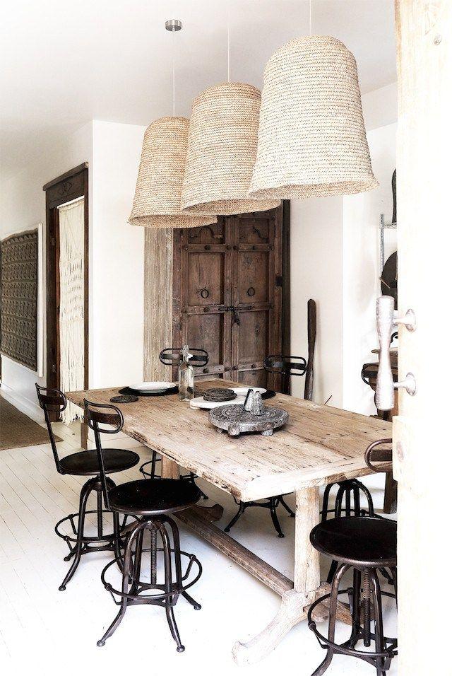 industrial dining room ideas 14
