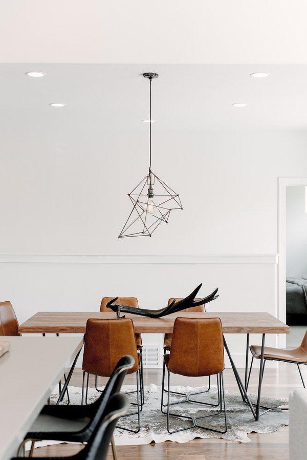 industrial dining room ideas 18