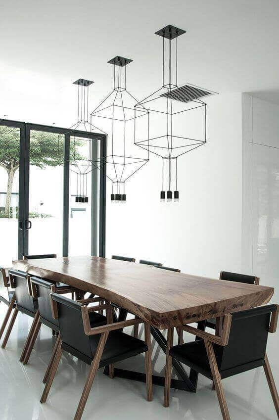 industrial dining room ideas 19