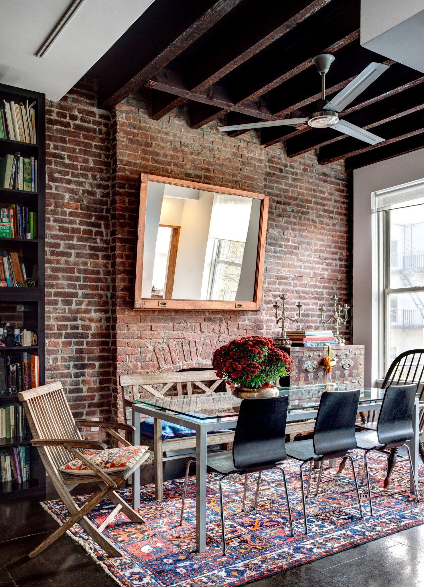 industrial dining room ideas 20