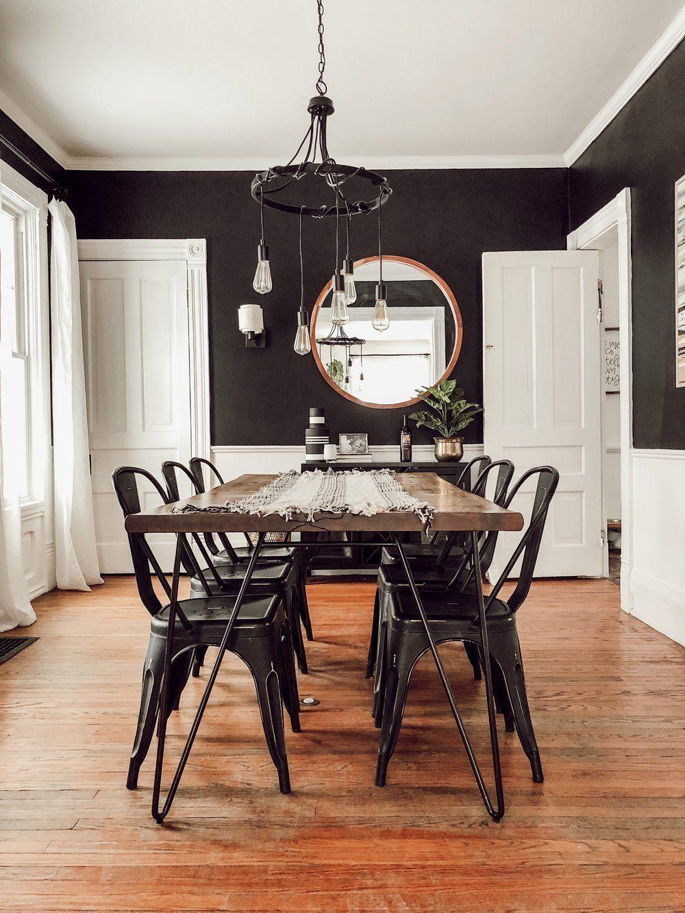 industrial dining room ideas 5
