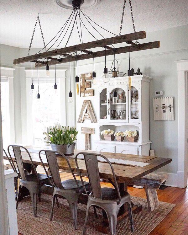 industrial dining room ideas 9