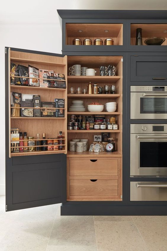Kitchen Cabinets Ideas: Free Standing Cabinet