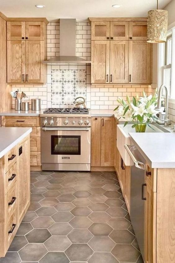 Beautiful And Functional Kitchen Cabinets Ideas Seemhome Com