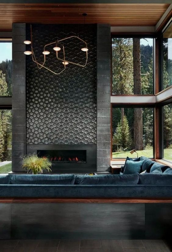 living room with fireplace ideas 15
