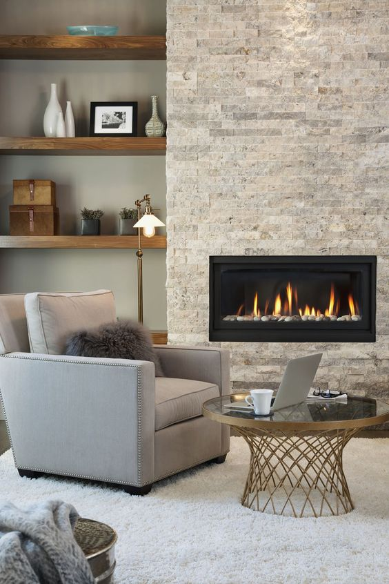 living room with fireplace ideas 8