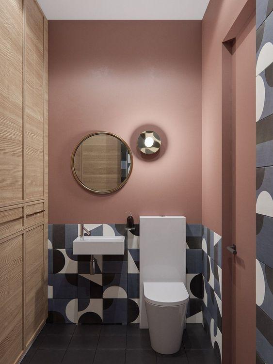 pink bathroom ideas 10