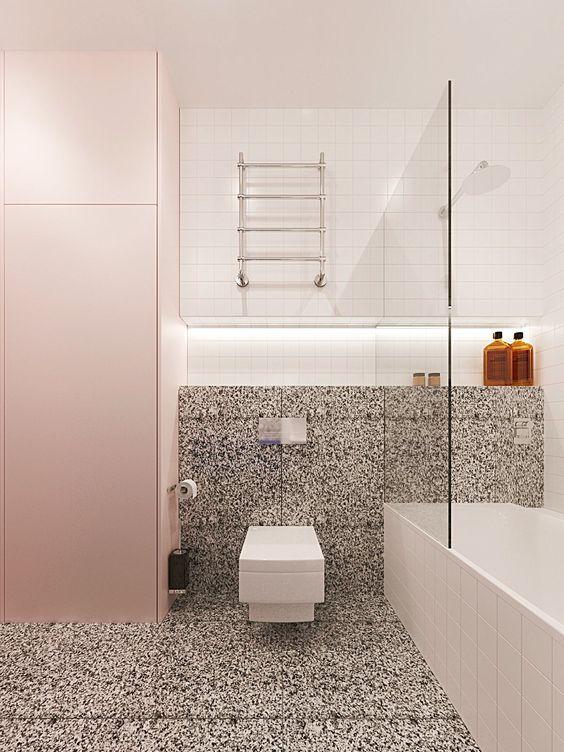 pink bathroom ideas 11
