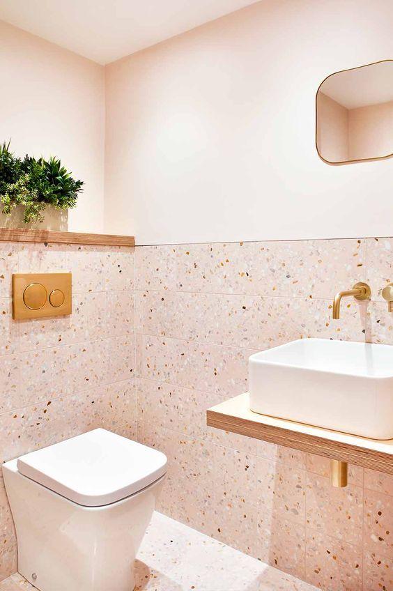 pink bathroom ideas 12
