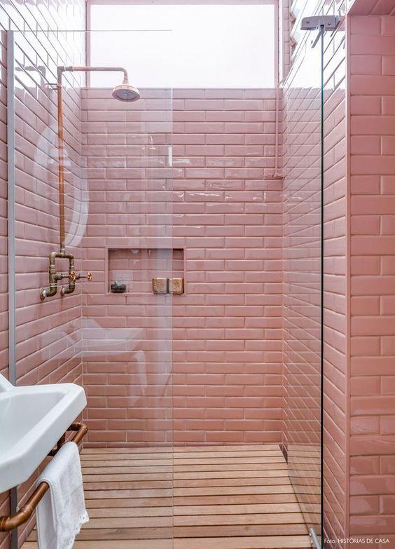 pink bathroom ideas 17