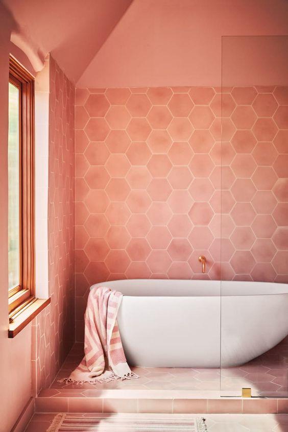 pink bathroom ideas 18