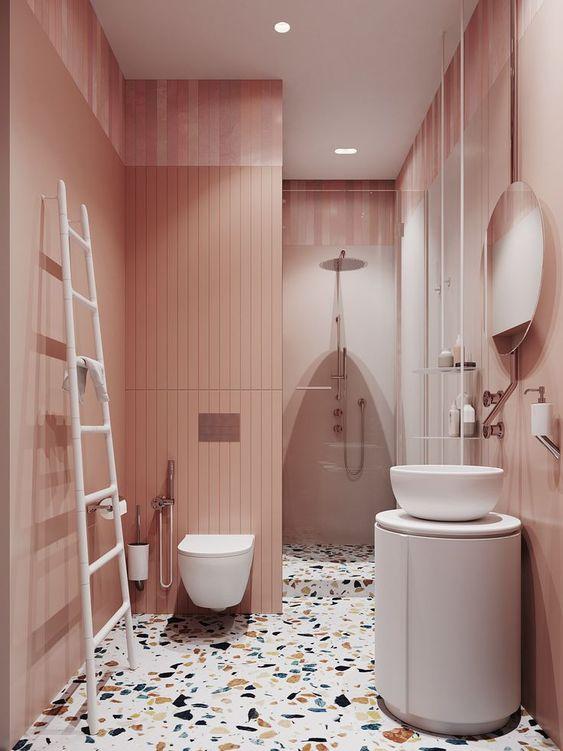 pink bathroom ideas 6