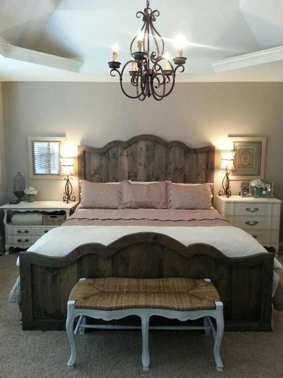 rustic bedroom ideas 13