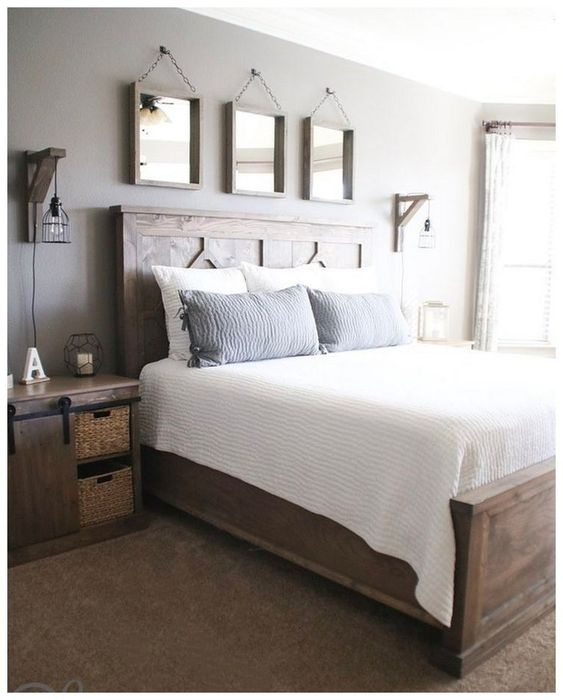 rustic bedroom ideas 4