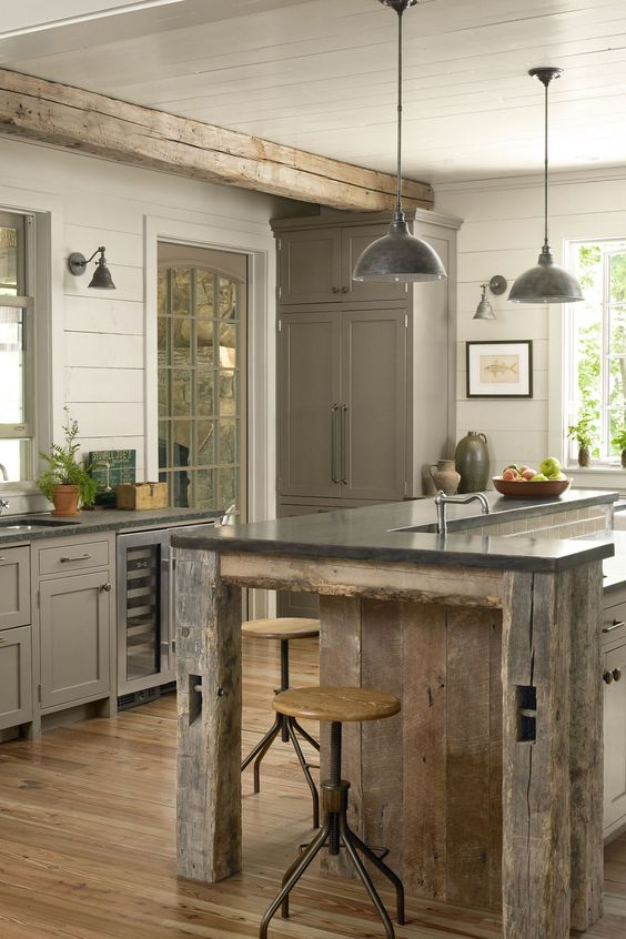 rustic kitchen ideas 10