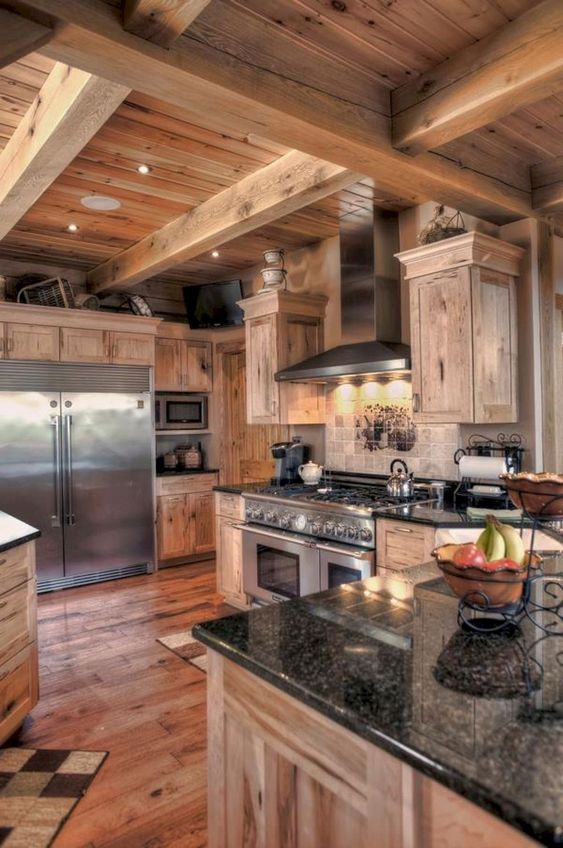 rustic kitchen ideas 15