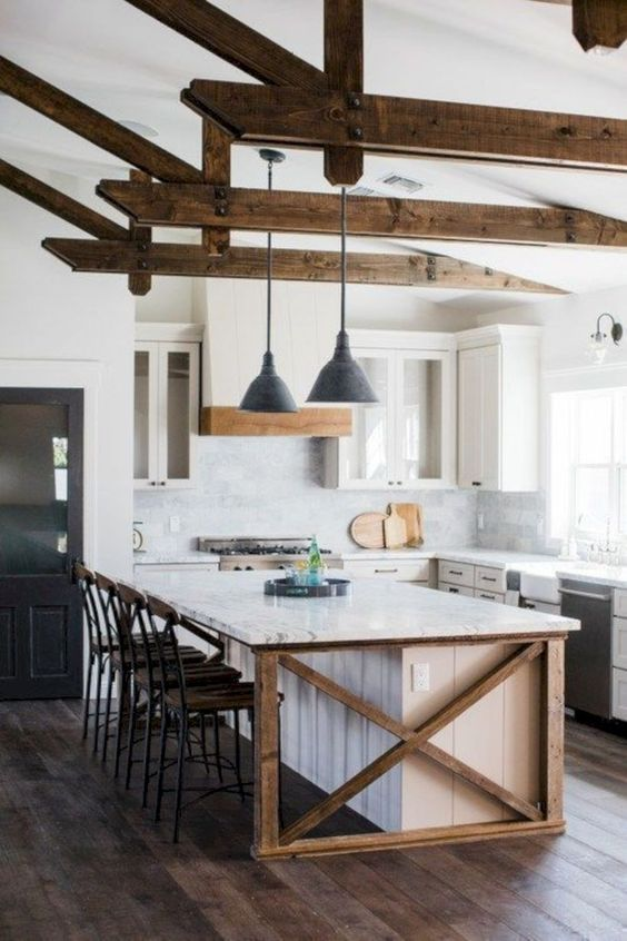 rustic kitchen ideas 6