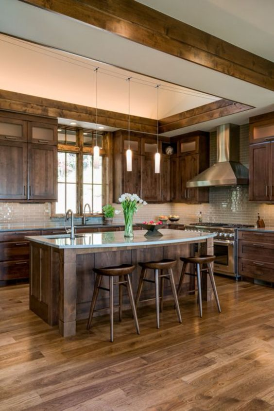 rustic kitchen ideas 7
