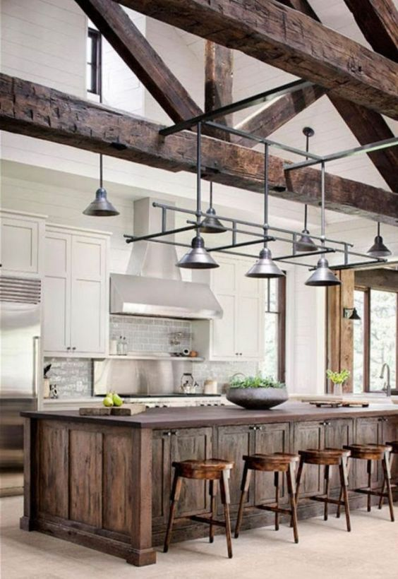 rustic kitchen ideas 8