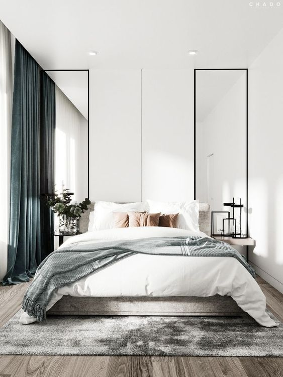Simple Bedroom Ideas: Clutter-Free Bedroom
