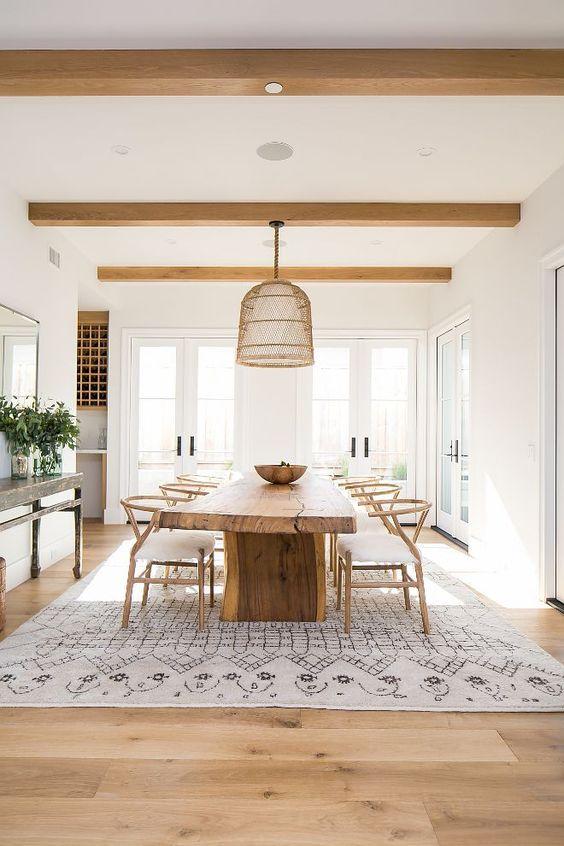simple dining room ideas 11
