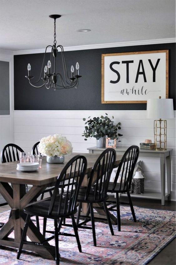 simple dining room ideas 12