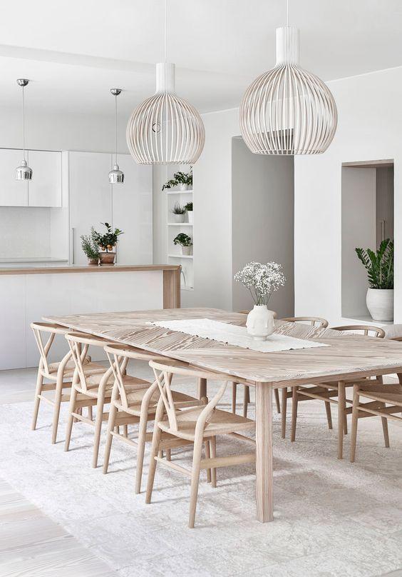 simple dining room ideas 14