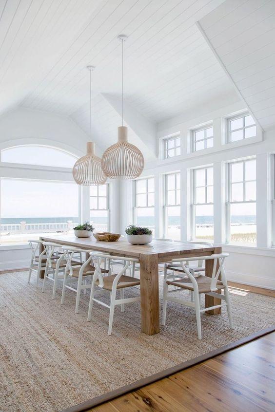simple dining room ideas 15