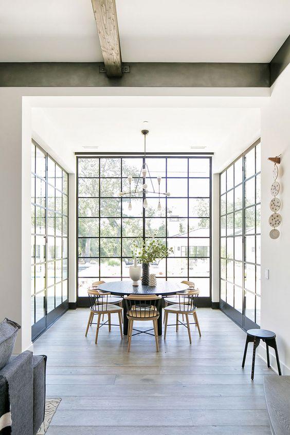 simple dining room ideas 16