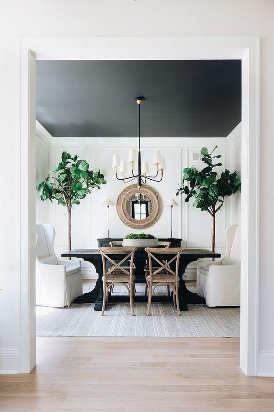 simple dining room ideas 20