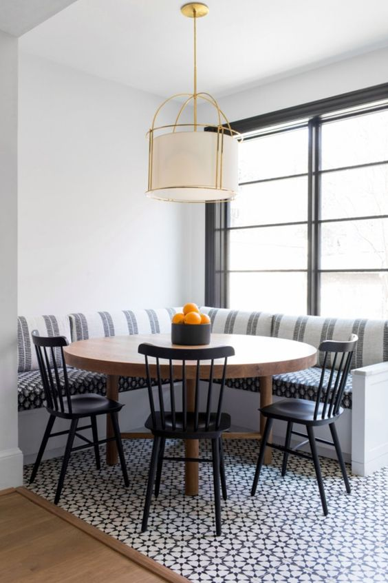 Simple Dining Room Ideas: Cozy Dining Nook
