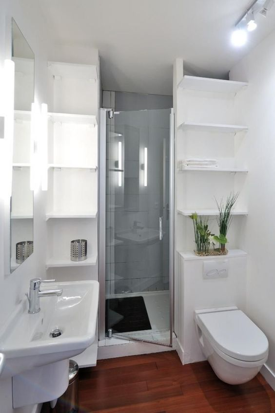 tiny bathroom ideas 17