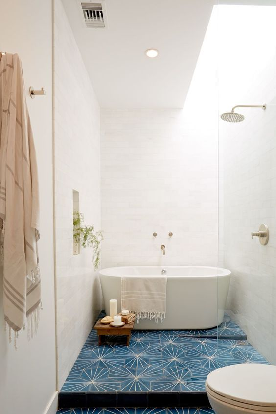 Tiny Bathroom Ideas: Tiny Bathtub