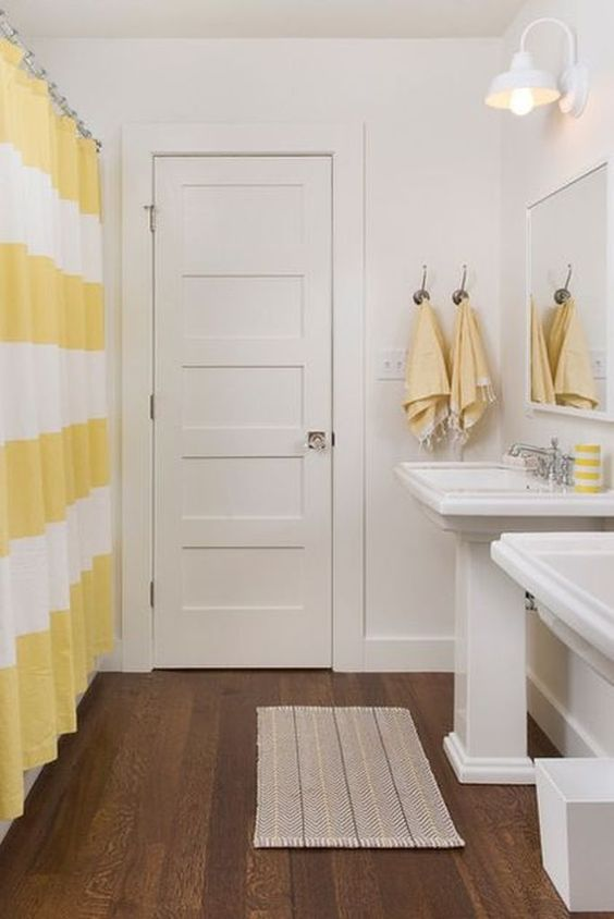 yellow bathroom ideas 20