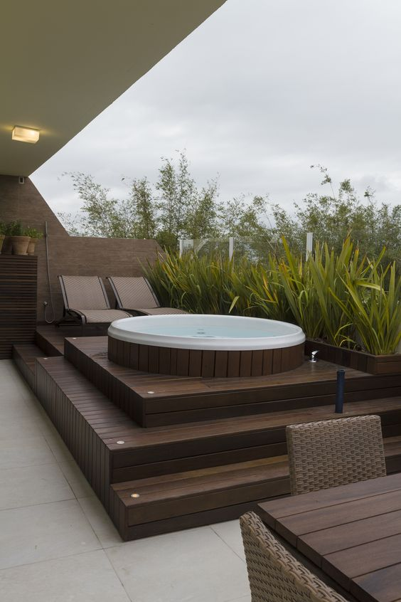 backyard hot tub ideas 18