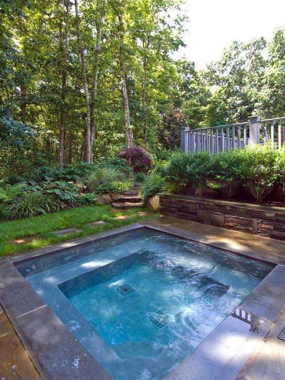 backyard hot tub ideas 9