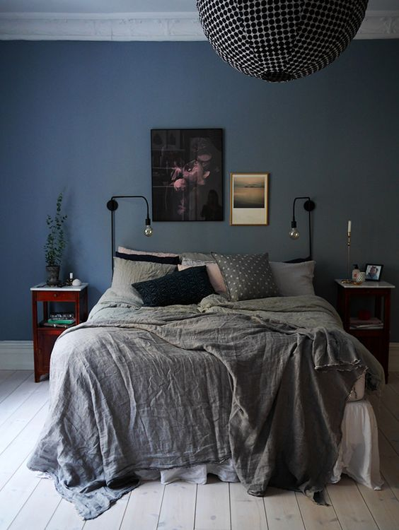 bedroom blue ideas 10