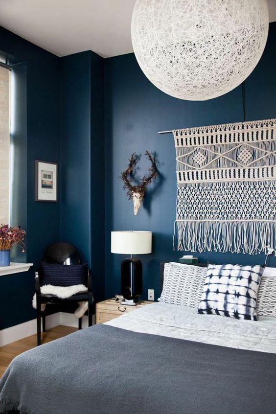 bedroom blue ideas 11