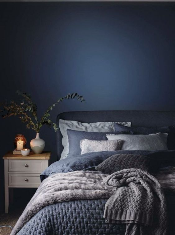 bedroom blue ideas 13