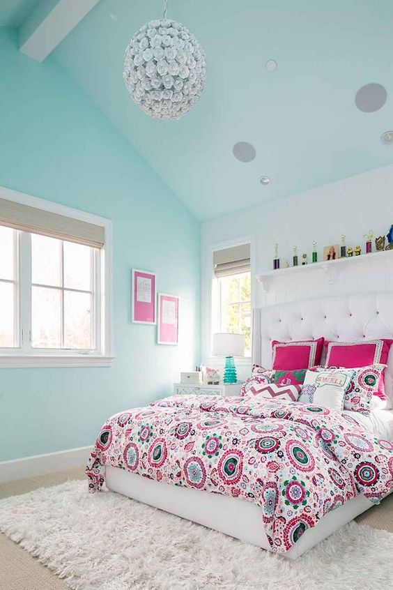 bedroom blue ideas 14